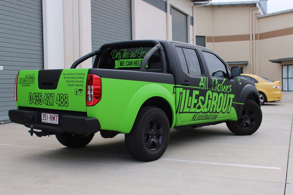 Car Wraps Gold Coast, Vehicle Wraps & Design | Five Three