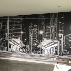 Wall murals for home
